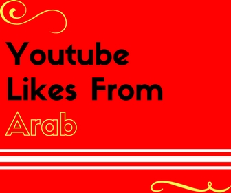 Youtube Likes From Arab