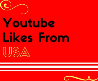 Youtube Likes From USA