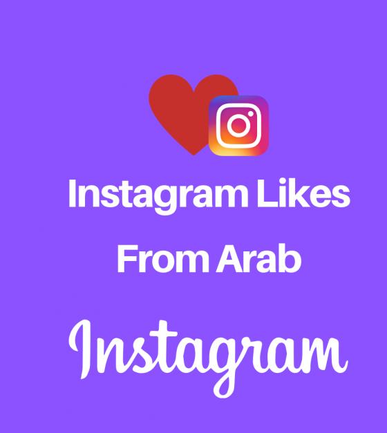 Buy Instagram Likes From Arab