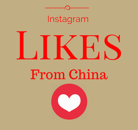 Instagram Likes From China