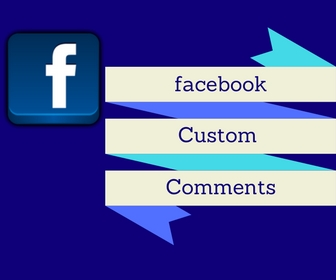 Facebook Custom Comments