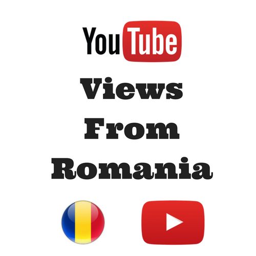 Buy Youtube Views From Romania