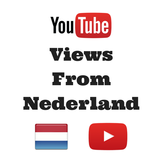 Buy Youtube Views From Nederland