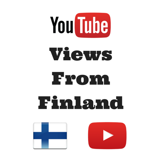 Buy Youtube Views From Finland