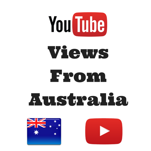 Buy Youtube Views From Australia