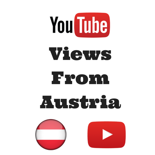 Buy Youtube Views From Austria