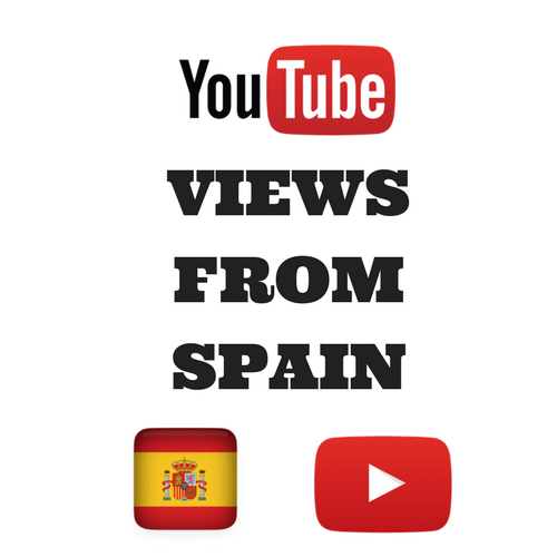 Buy Youtube Views From Spain
