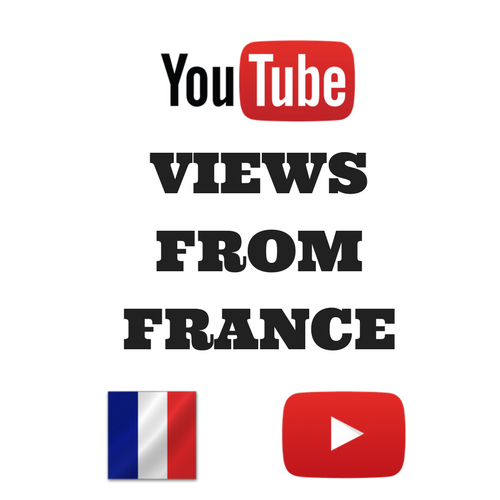 Buy Youtube Views From France