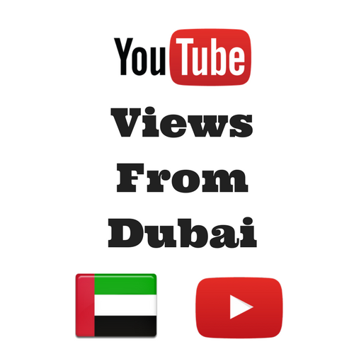 Buy Youtube Views From Dubai