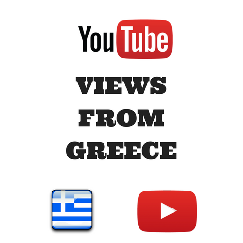 Buy Youtube Views From Greece