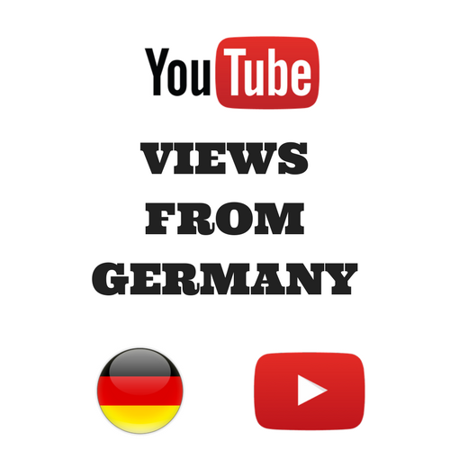 Buy Youtube Views From Germany