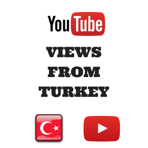 Buy Youtube Views From Turkey