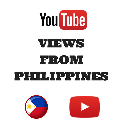 Buy Youtube Views From Philippines