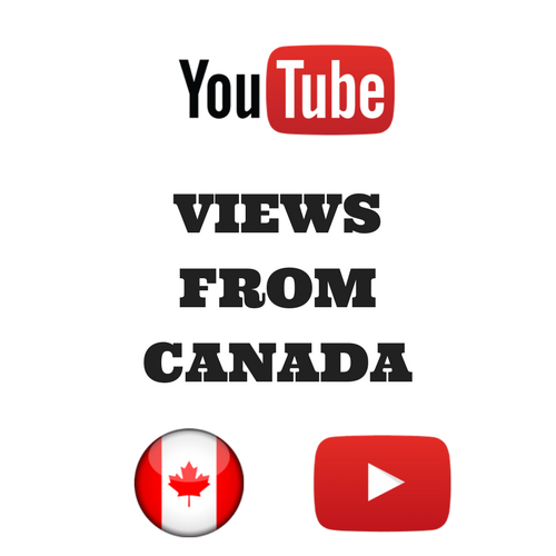Buy Youtube Views From Canada