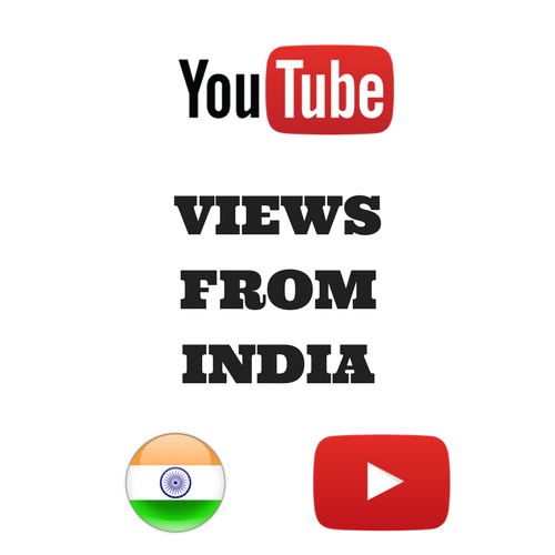 Buy Youtube Views From India