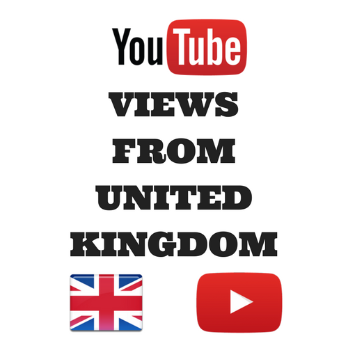 Buy Youtube Views From United Kingdom