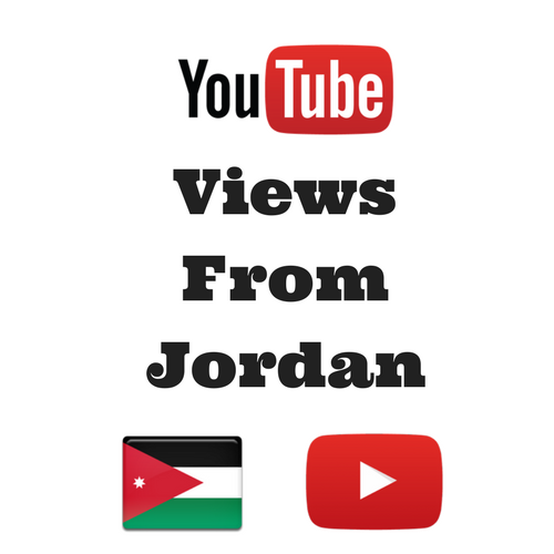 Buy Youtube Views From Jordan