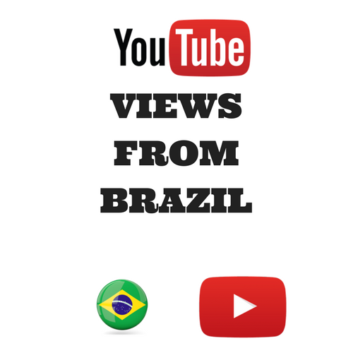 Buy Youtube Views From Brazil
