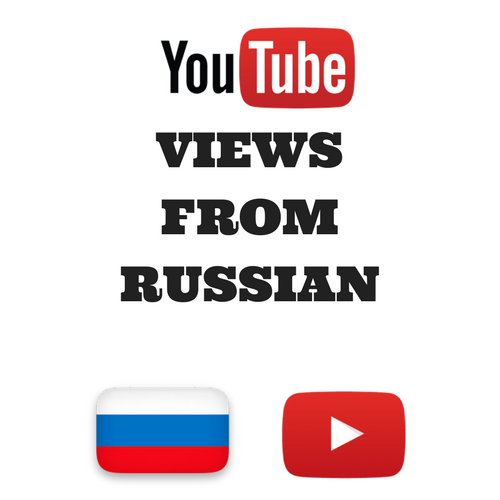 Buy Youtube Views From Russian