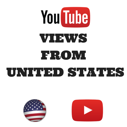 Buy Youtube Views From United States