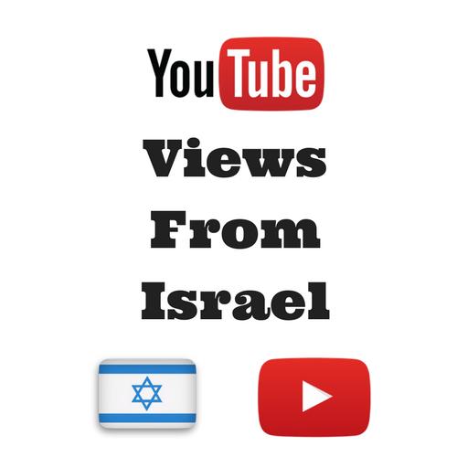 Buy Youtube Views From Israel