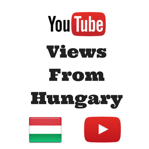 Buy Youtube Views From Hungary