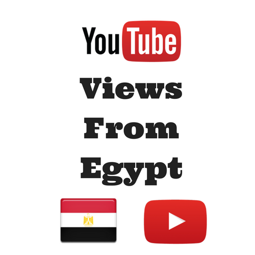 Buy Youtube Views From Egypt