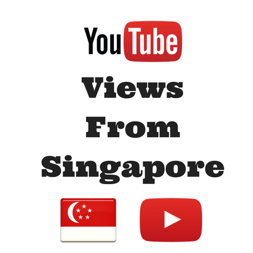 Buy Youtube Views From Singapore